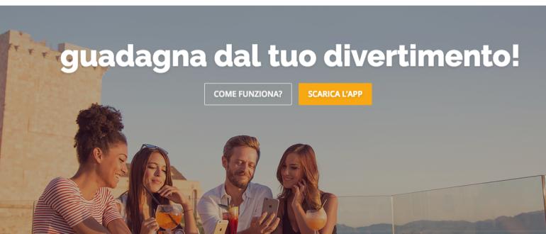 Income app iOS Android nata a cagliari sardegna